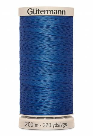 Gutermann Hand Quilting Thread 5133 Royal