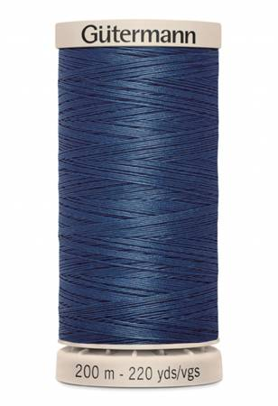 Gutermann Hand Quilting Thread 5322 Navy