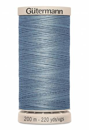 Gutermann Hand Quilting Thread 5815 Light Slate Blue