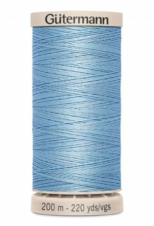 Gutermann Hand Quilting Thread 5826 Blue