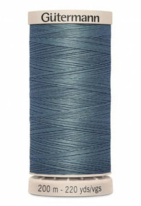 Gutermann Hand Quilting Thread 6716 Medium Glacier