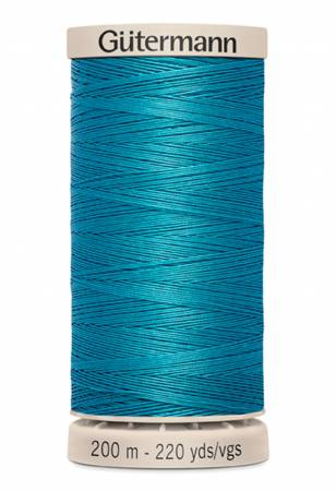 Gutermann Hand Quilting Thread 6934 Turquoise