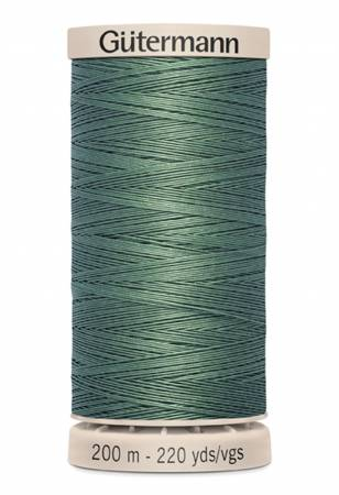 Gutermann Hand Quilting Thread  8724 Frosty Green
