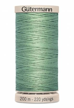Gutermann Hand Quilting Thread 8816 Light Green
