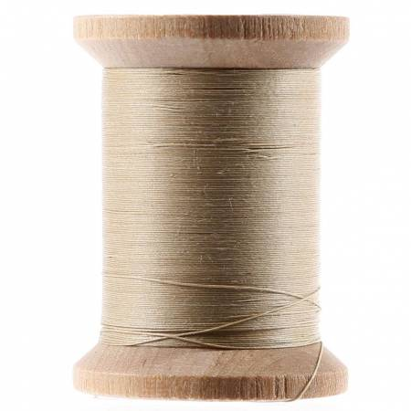 Cotton Hand Quilting Thread 3-Ply 400yd Ecru