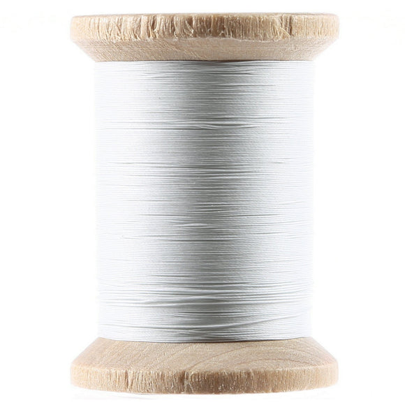 Cotton Hand Quilting Thread 3-Ply 400yd White
