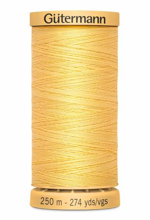 Gutermann Thread 250 m. 1600 Yellow