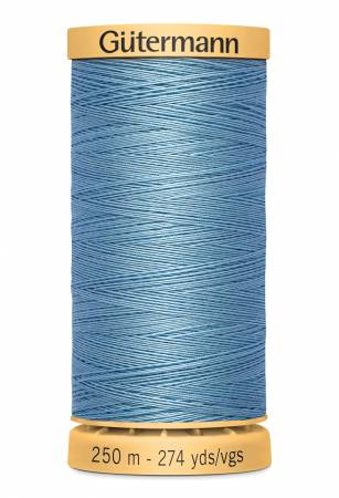 Gutermann Thread 250 m. 7310 Light Blue