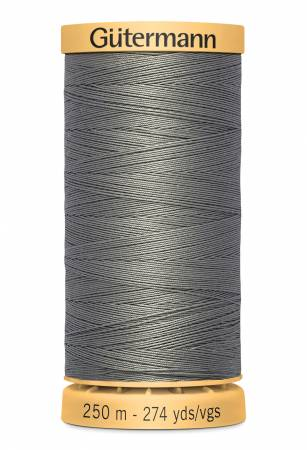 Gutermann Thread 250 m. 9310 Dark Grey