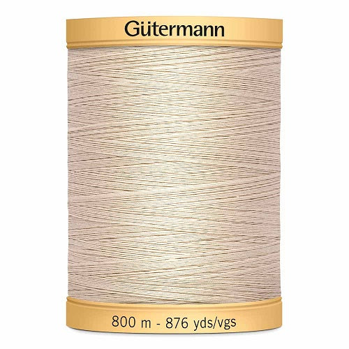 Gutermann Thread 800 m - 618 - Light Grey