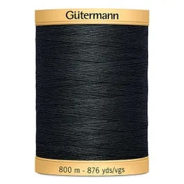 Gutermann Thread 800 m - 5902 Dark Grey