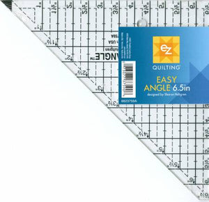 EZ Quilting - Easy Angle Triangle Ruler
