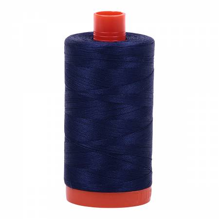 Aurifil 50wt 1300mt - 2745 Midnight