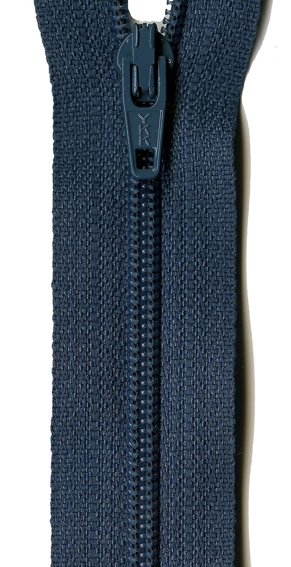Zipper - Bristol Blue 14in