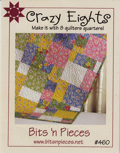 Crazy Eights - Quilt Pattern