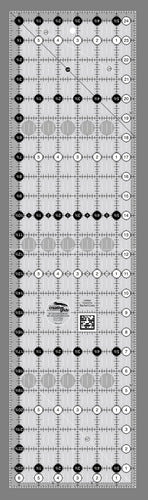 "Creative Grids - 6 1/2"" x 24 1/2"" Ruler"