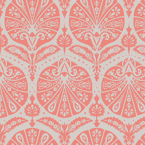 Decadence - Coquille Damask Coral