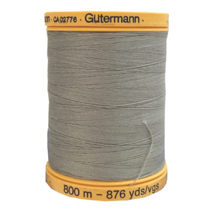 Gutermann Thread 800 m - 6206 Gray