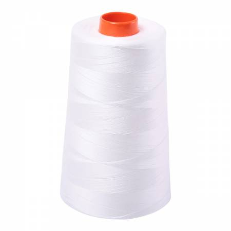 Aurifil 50wt Cone 5900 mt - 2021 - Natural White