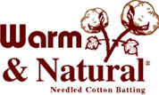 Batting -  Warm and Natural Package - Baby