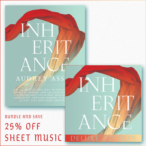 Inheritance Deluxe Edition - Sheet Music Bundle