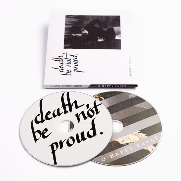 Death, Be Not Proud / O Happy Fault Double EP
