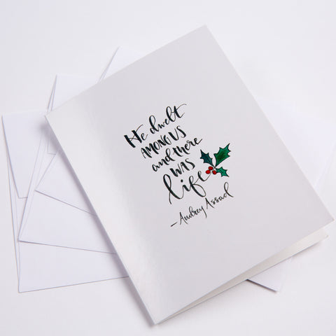 Christmas Card Bundle (10)