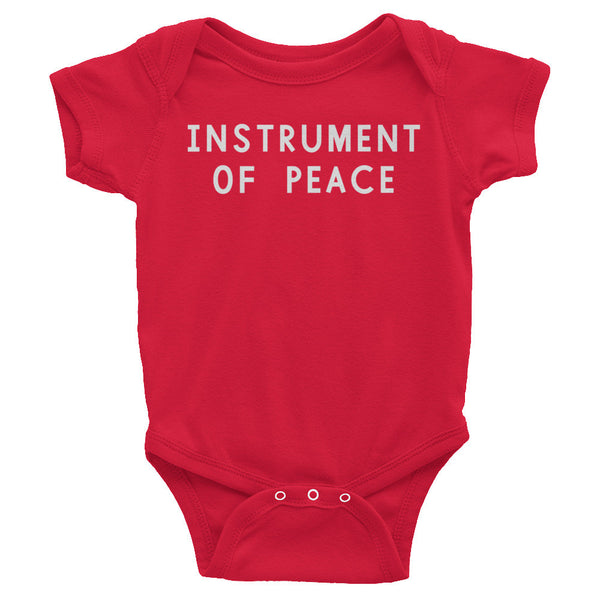 Infant Short Sleeve Onesie