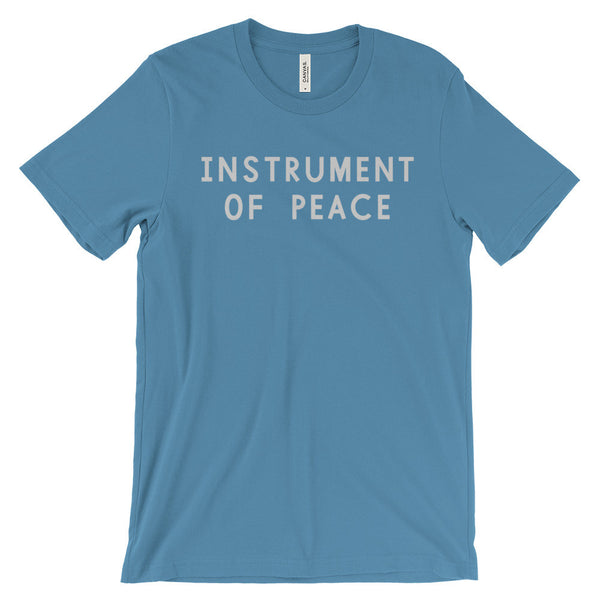 Instrument of Peace T-Shirt