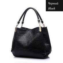Load image into Gallery viewer, Women Leather Handbags  Luxury Ladies Hand Bags Purse Fashion Shoulder Bag