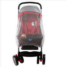 Load image into Gallery viewer, Fashion Outdoor Baby Infant Kids Stroller Pushchair Insect Net Mesh Buggy Cover