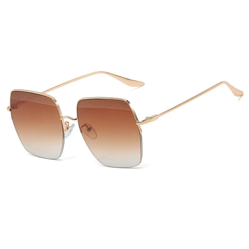 Big Square Sunglasses Women