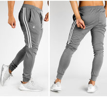 Load image into Gallery viewer, Men's Pants Fitness Sweatpants gyms Joggers Pants Workout Casual Pants