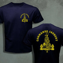 Load image into Gallery viewer, French Special Forces Navy Frogmen UDT Commando Marine Jaubert Men T-shirt