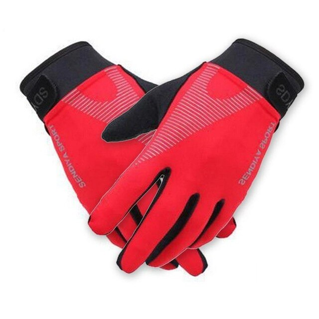 Winter Thermal Windproof Neoprene Gloves Sports Ski Screen Waterproof