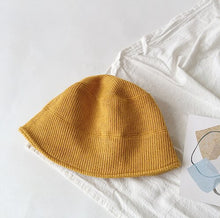 Load image into Gallery viewer, Baby Kids Spring Autumn Winter Hats Children Corduroy Berets Boys Girls Fashion Cap Children's Painter Cap French Cap
