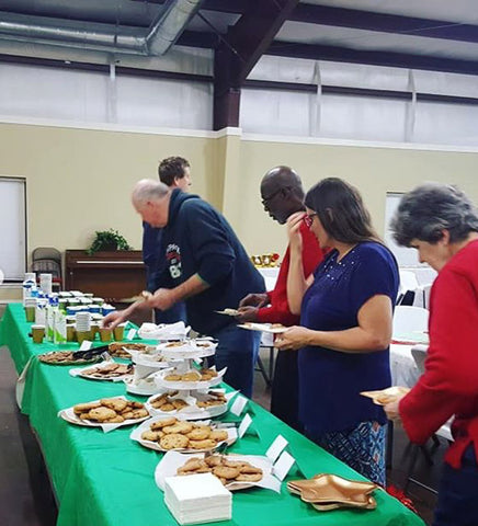 cookies and community