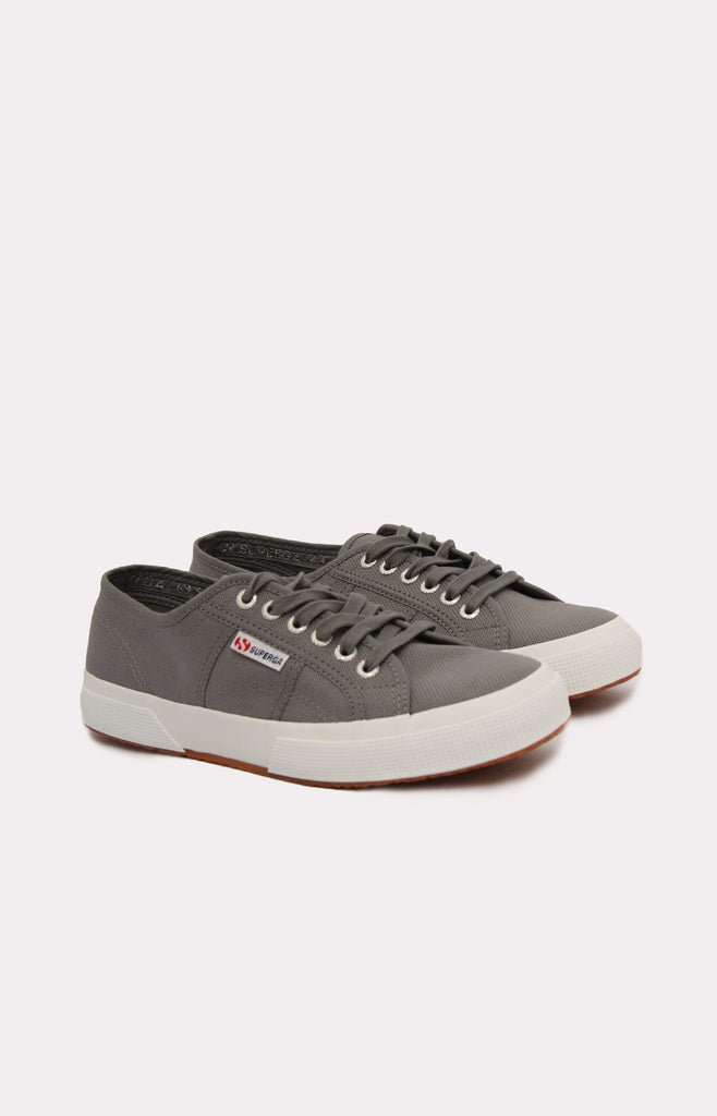 Superga Dark Grey Cotu Classic Trainer