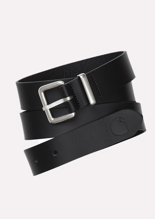 Carhartt Logo Black Belt