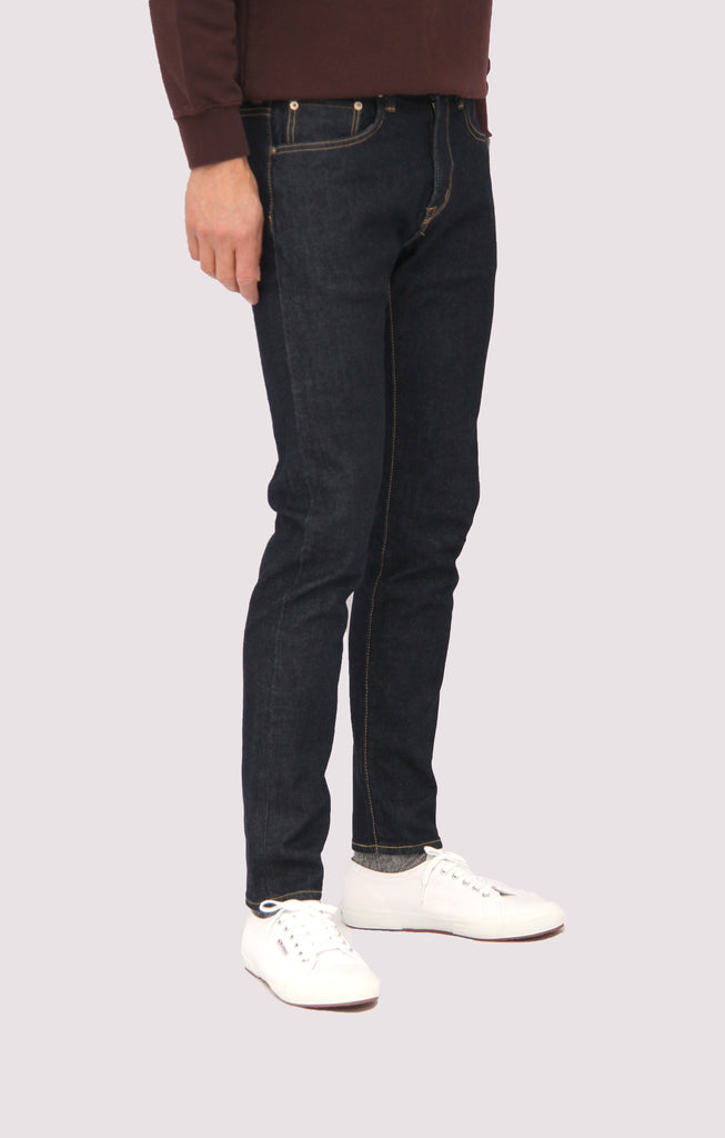Edwin Blue Straight Fit Jeans