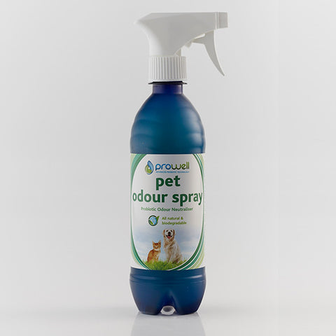 Pet Odour Spray