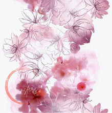 Load image into Gallery viewer, Cherry Blossoms - Tissue Decoupage Paper - 40gsm