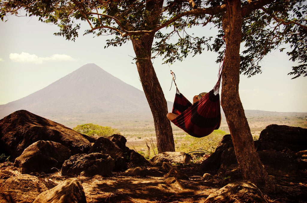 How to Hang a Hammock: The Simple Way