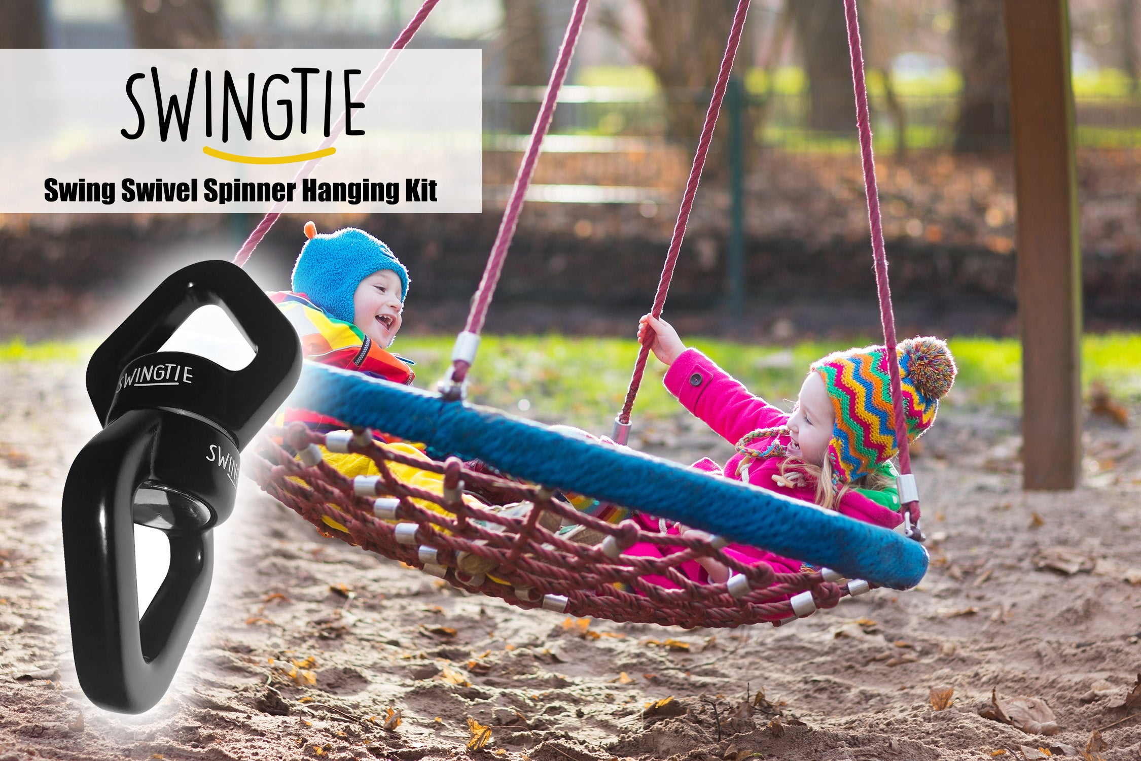 SwingTie Swivel Spinner