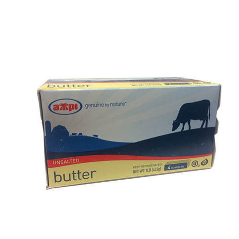 Butter, Unsalted, 4 sticks