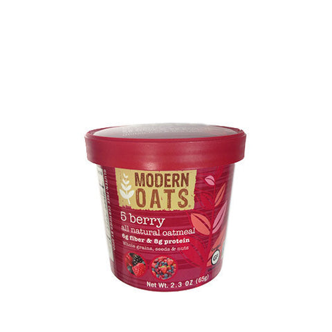 Modern Oats Oatmeal, 5 Berry