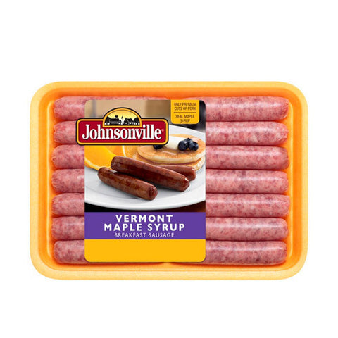 Sausage Links, Maple Syrup flavor, Johnsonville