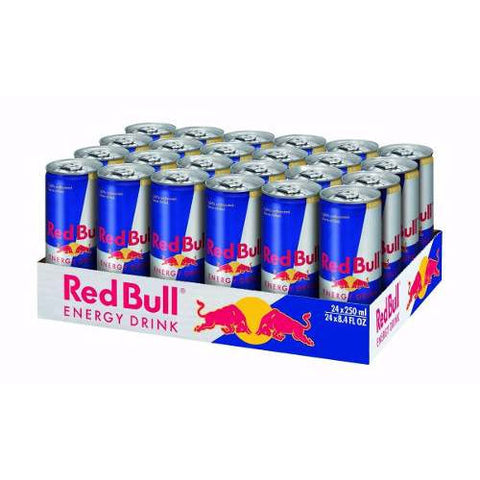 Red Bull, Cans