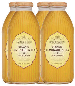 Harney & Sons  Organic Lemonade & Tea, 16 oz