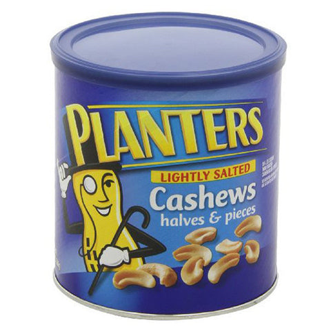 Cashew Halves, Lightly Salted, Planters 8 oz